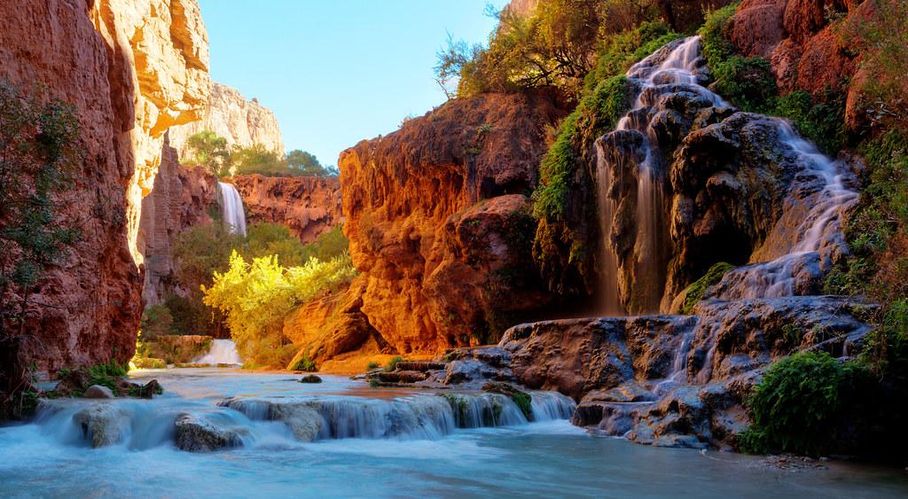 havasu mooney supai havasupai elevation creek