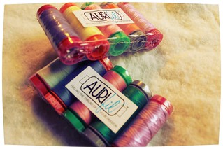 Aurifil Giveaway! | by DanaK~WaterPenny