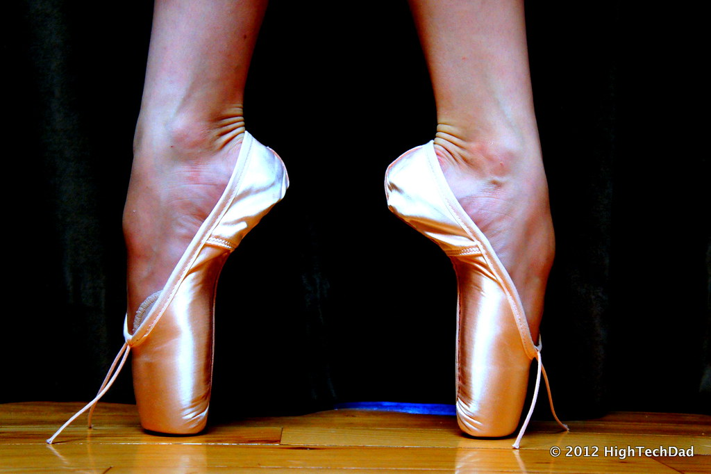 Pointe Shoes New York