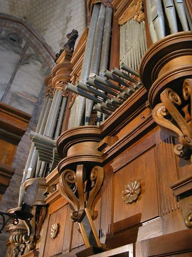 Orgue de la basilique saint pierre et saint paul office - Office de tourisme luxeuil les bains ...