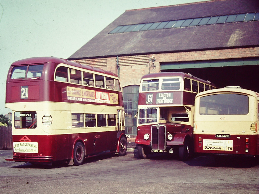 By Croz1375 West Bridgford Udc Depot Abbey Road West Bridgford Nottingham By Croz1375