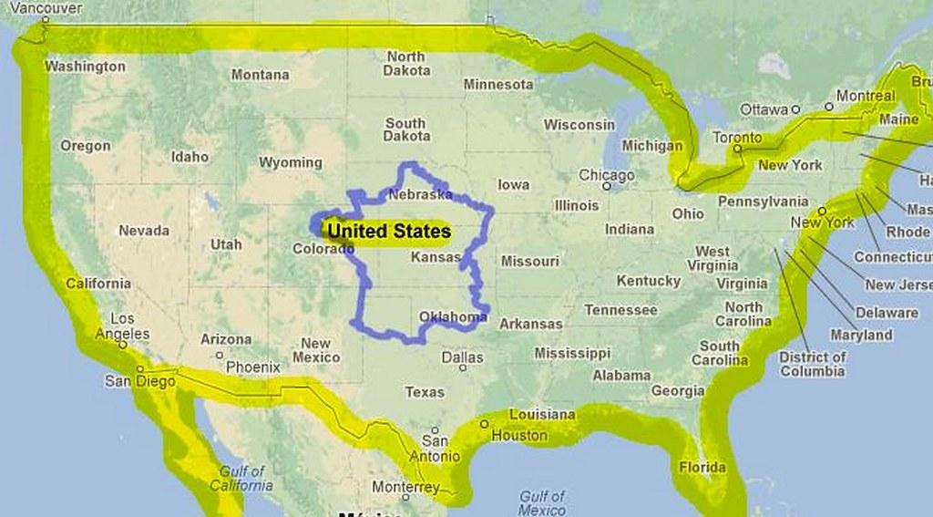 G 233 Ographie La France Et Les Usa Etats Unis D Am 233 Rique