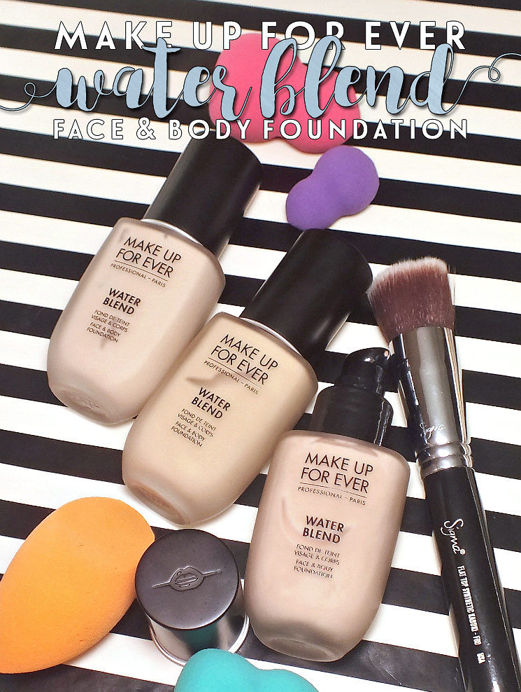make up for ever water blend face & body foundation  (5)