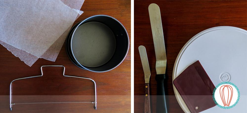 Tutorial: Vanilla Cake Recipe & Cake Leveling