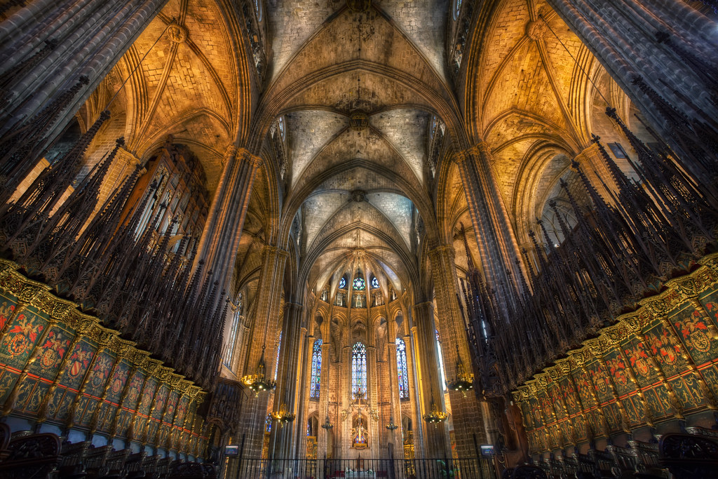 Barcelona's Gothic Cathedral | TheFella | Facebook ...