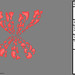 Red Time Slime Blobs in Time Generator