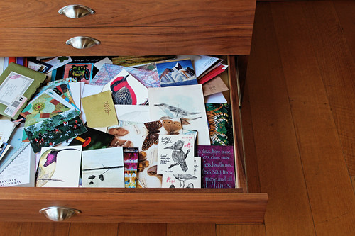 Paper drawer | by Geninne