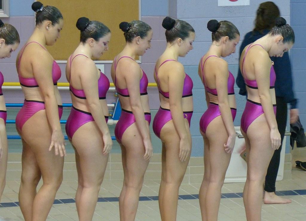 Panasonic fz200 college synchronized swimming john abbot for College john abbott piscine