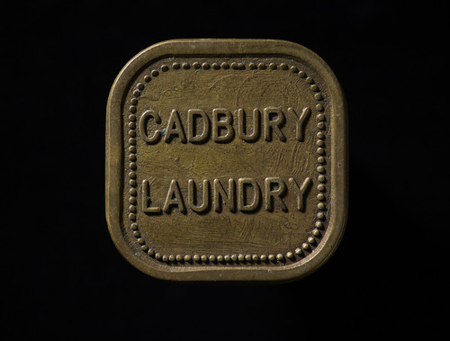 Cadbury's laundry check | by Birmingham Museum and Art Gallery