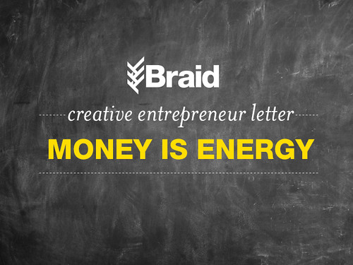 MoneyisEnergy | by & kathleen