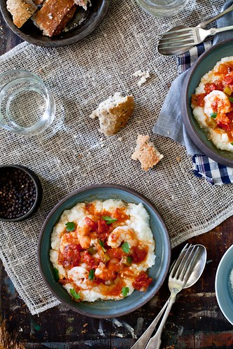 Shrimp & Grits | by tartelette