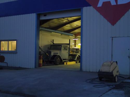 vieux camion citro n des ann es 50 7 novembre 2012 rout flickr. Black Bedroom Furniture Sets. Home Design Ideas