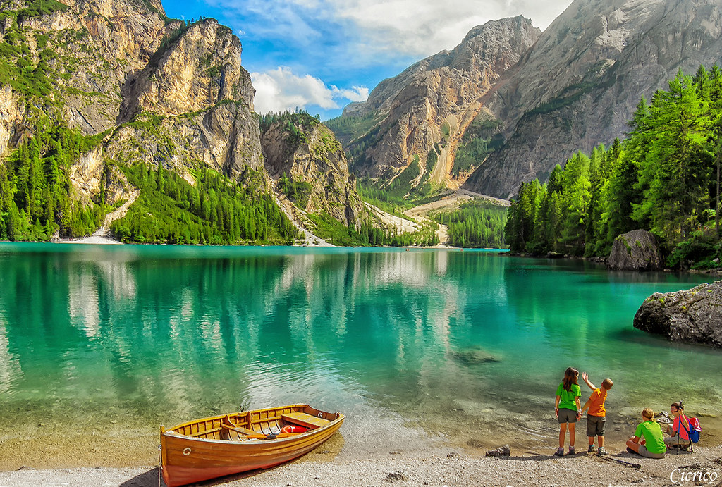 lago di braies prags - photo #28