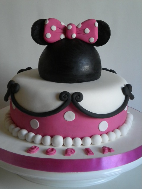 Torta Minnie fotos - Imagui