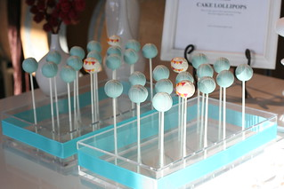 Bunting on Cake Pops! | by Sweet Lauren Cakes