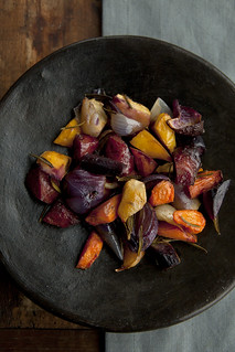 roasted root salad | by photo-copy