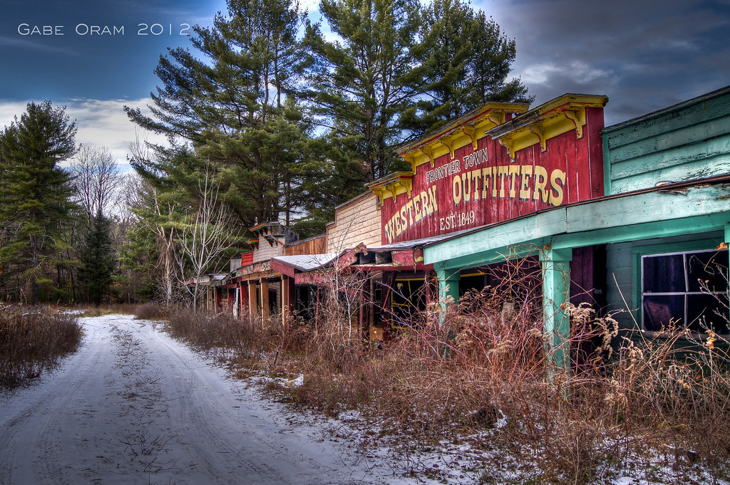 Western Outfitters | Frontier Town North Hudson, NY | Gabe | Flickr Hudson