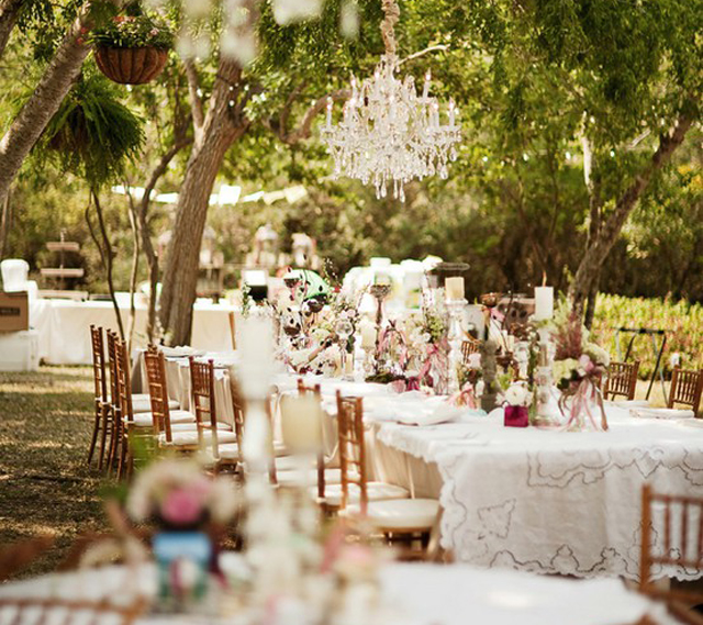Elegant outdoor wedding reception ideas Sara Jordan1