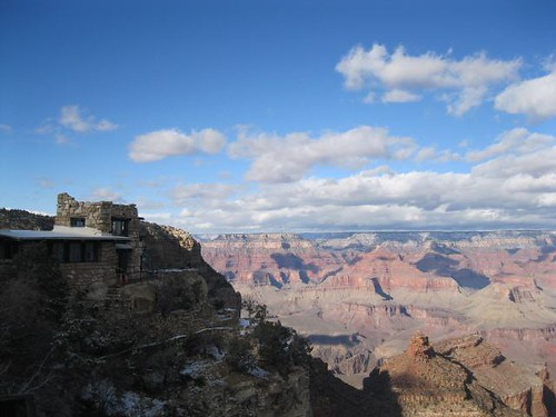 Grand Canyon, Jan 2012 | by nomsometiramisu