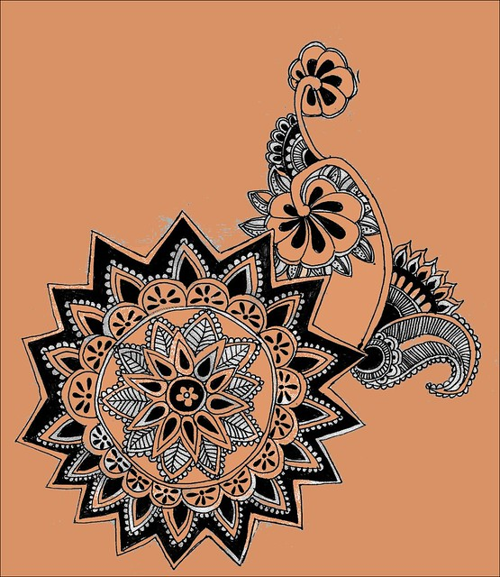 Henna Tattoo Design  Flickr  Photo Sharing