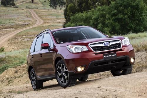 Car Reviews Subaru Crosstrek