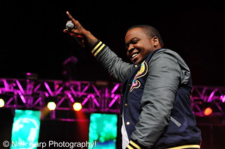 Sean Kingston at the Kissmas Bash 2012 at the First Niagara Center in Buffalo, NY on December 10th | by Nick Karp Photography