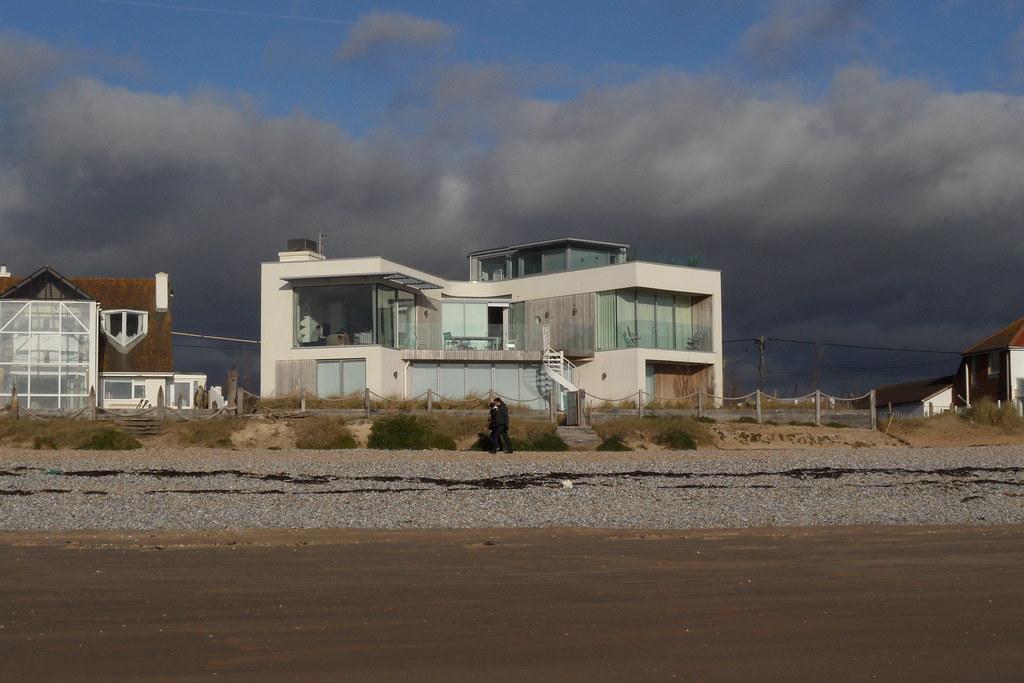 Beach House Camber Sands Rick Flickr