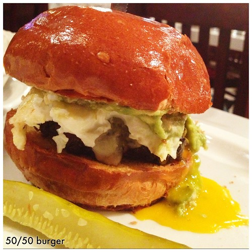 Slaters 50/50 Burger | It was just ok. | Blissful_Bee | Flickr