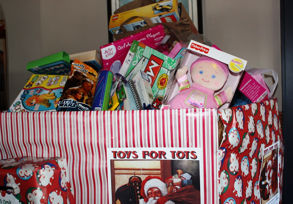 Toys For Tots 2012 : Toys for tots dec on the waterfront in