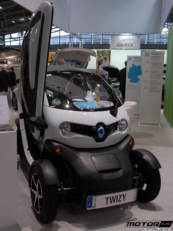 renault electric cars at ecartec 2012 in munich october 2 flickr. Black Bedroom Furniture Sets. Home Design Ideas