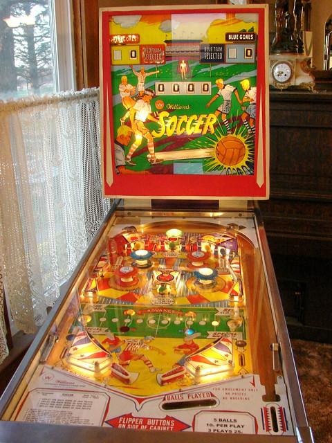 1964 pinball machine