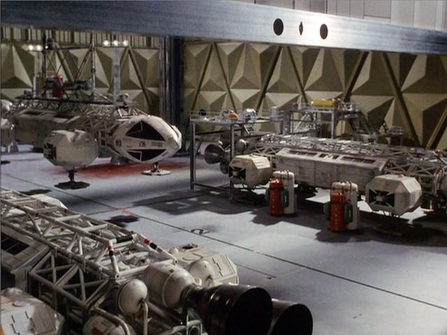 space 1999 spacecraft designs - photo #18
