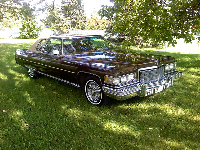 1976 cadillac coupe deville d 39 elegance flickr photo sharing. Cars Review. Best American Auto & Cars Review