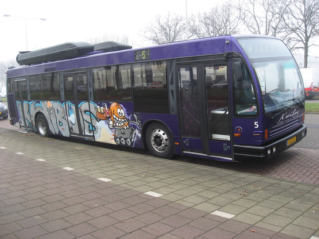Kwibus bus 5 amsterdam fun bus operated by kwibus for Kwibus funbus