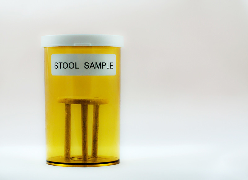 how to get a stool sample