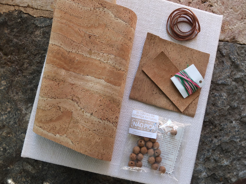 Book Cover Material Suppliers : Supplies to make a book cover made of cork fabric