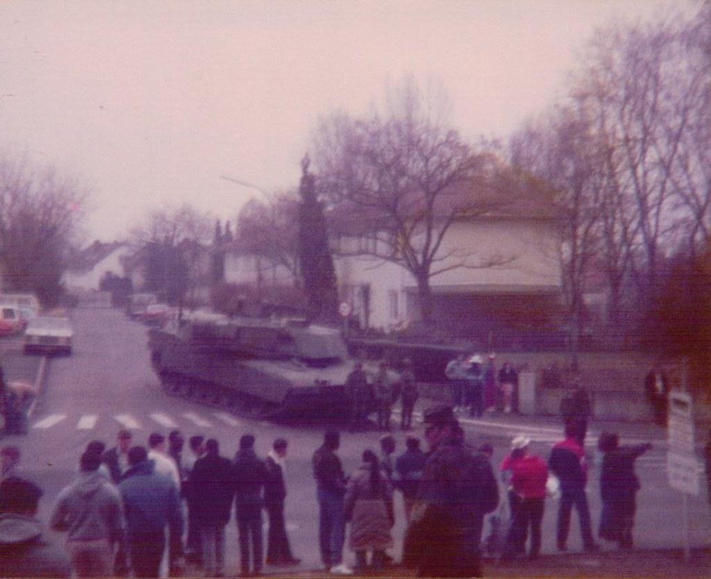 Downs Kaserne (Barracks) Fulda Germany | The military ...