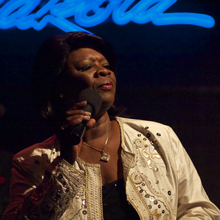 Irma Thomas at the Dakota | by fantail media