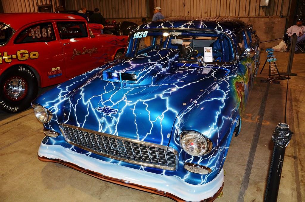 Lightning Paint Jobs On Cars
