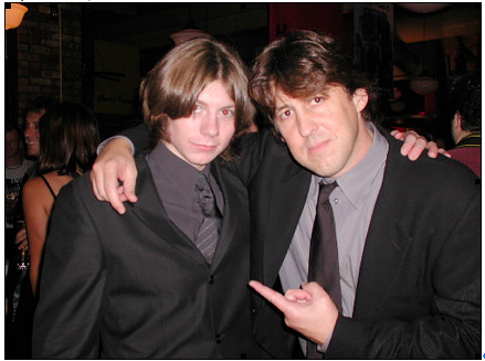 Cameron Crowe-Patrick Fugit | From an article in The ...