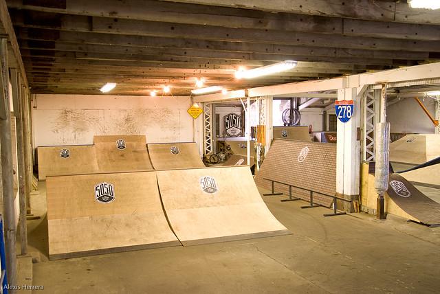 50/50 Skatepark
