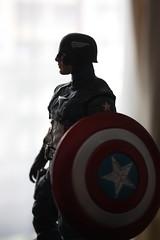 [Marvel Select] Captain America(Steve Rogers)
