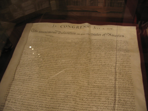 Declaration of Independence | by jodelli