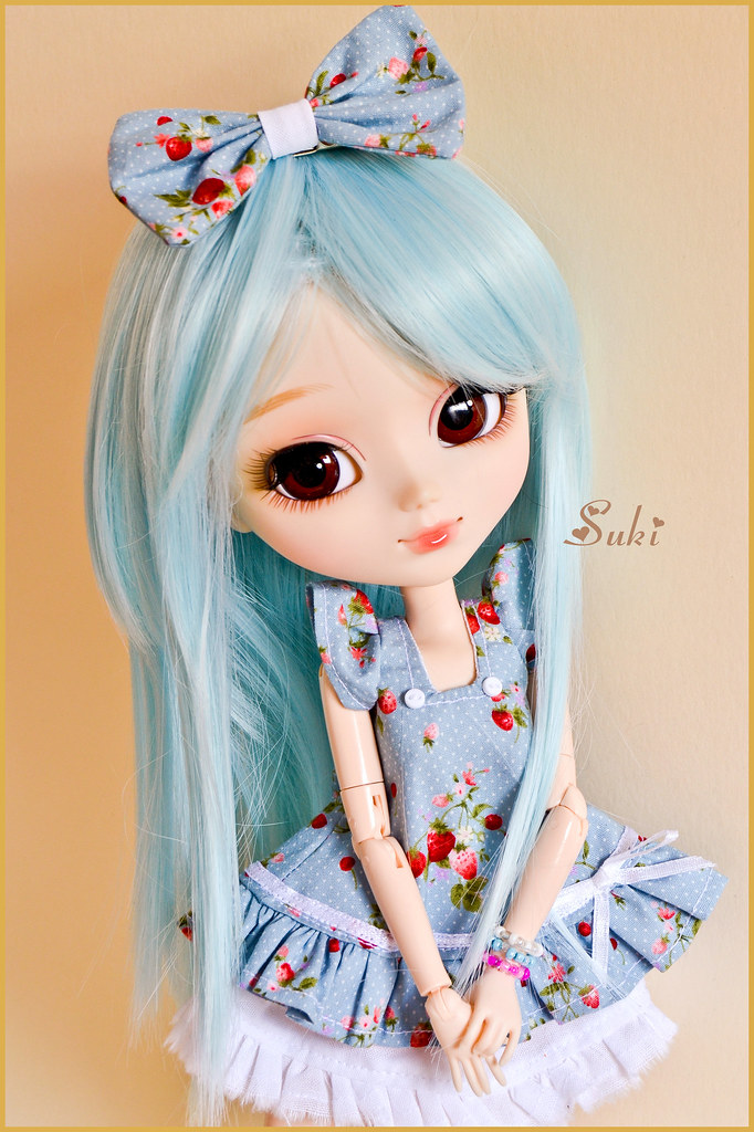Ruri pullip alice du jardin aww i love her in her shy for Alice du jardin pullip