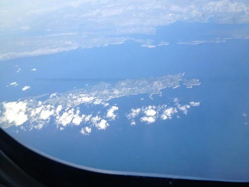 Island Off The Dalmatian Coast Map