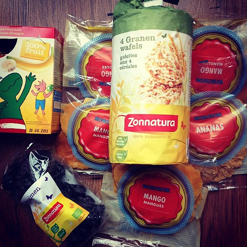 Emergency baby food. | by travelling two