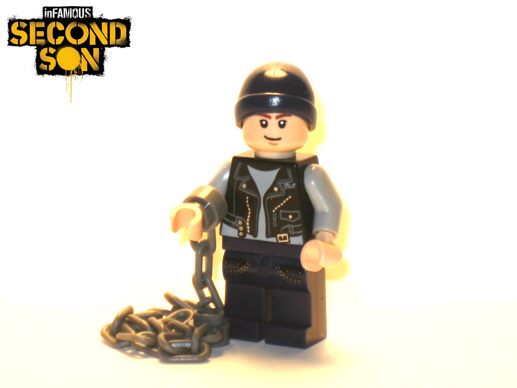 LEGO inFAMOUS Second S...