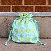 Florette Drawstring Bag