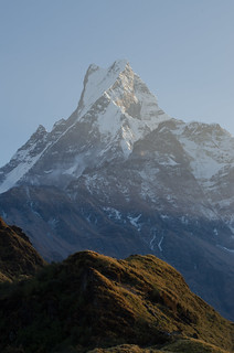 Machhapuchhre | by chrisstreeter