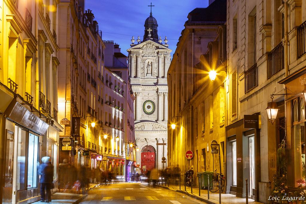 Le Marais Paris Hotels